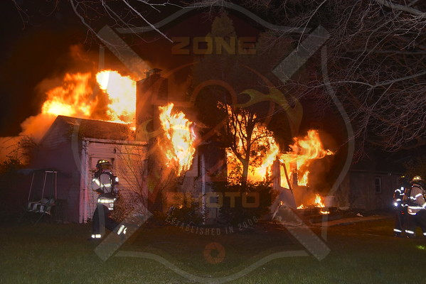 North Amityville Fire Co. Signal 13  37 West Smith St. 4/12/16