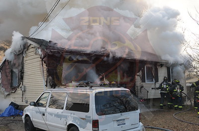 North Amityville Fire Co. Signal 13 86 Miller Ave. 12/31/14