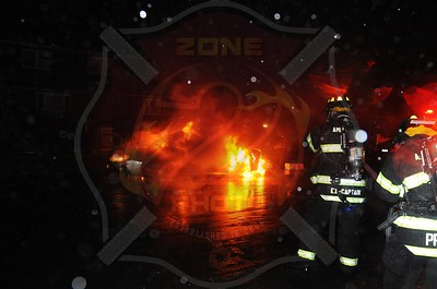 North Amityville Fire Co. Signal 14 85 Offaly St. 1/31/13