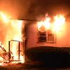 North Amityville House Fire- Paul Mazza