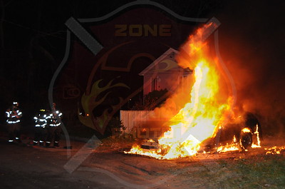 North Amityville Fire Co. Signal 14 10 Garfield St. 11/15/11