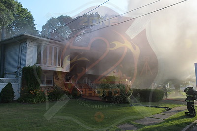 North Amityville Fire Co. Signal 13   Williams Ave. 7/2/20