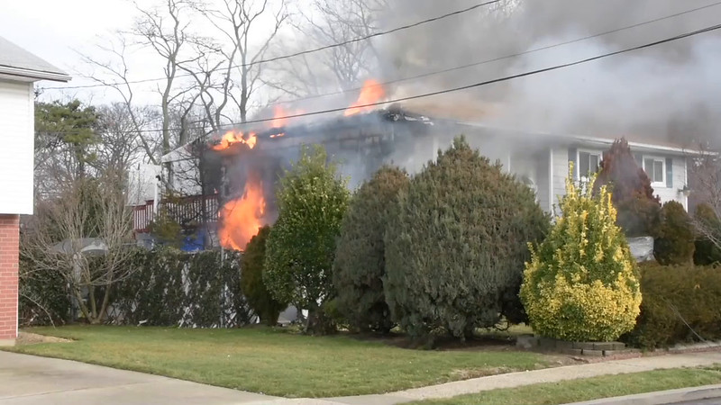 North Amityville Fatal Fire- Paul Mazza