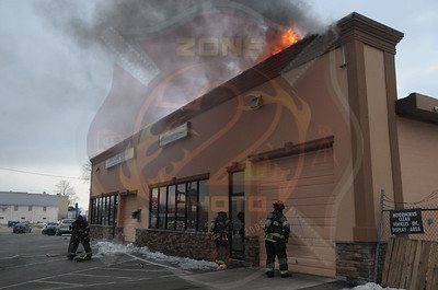 North Amityville Fire Co. Signal 13 111 Sunrise Hwy. 2/14/15