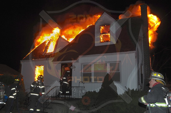 North Amityville Fire Co. Signal 13 102 43rd St. 12/2/14