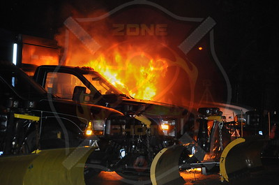 North Amityville Fire Co. Multiple Signal 14's 164 Ocean Ave. 1/6/12