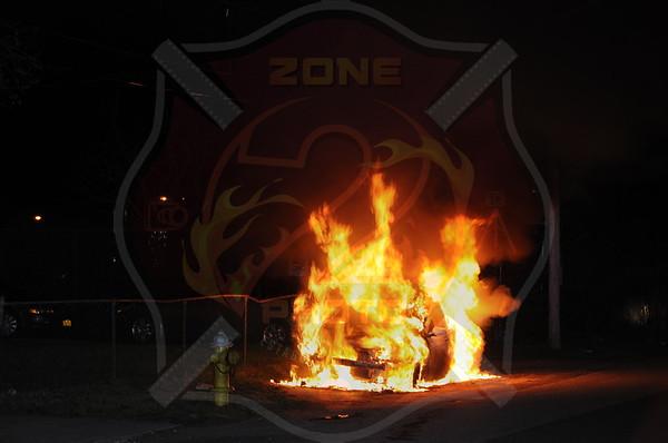 North Amityville Fire Co. Signal 14 11 Essen Dr. 4/16/13