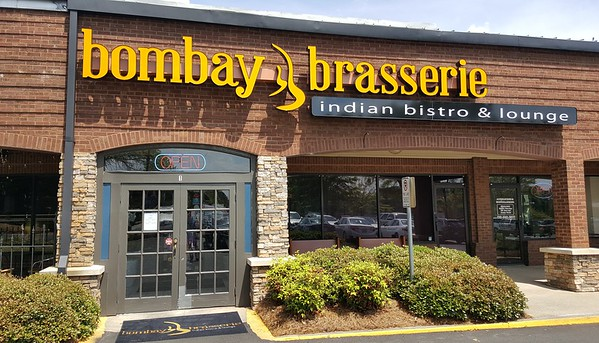 Bombay Brasserie Indian Roswell Indian Bistro (8)
