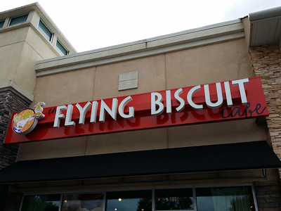 Flying Biscuit Roswell GA