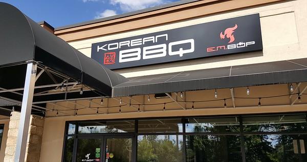 Korean BBQ E.M. Bop
