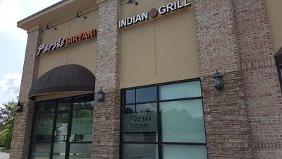 Alpharetta GA Indian Grill Persis Biryani (2)