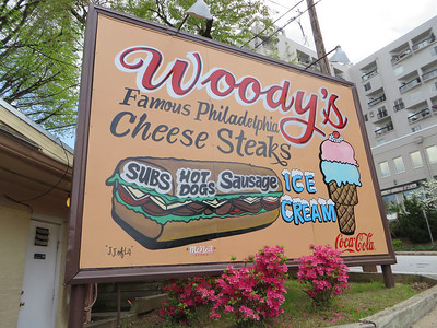 Woodys Cheese Phili Steak Sandwiches (5)
