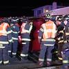 North Babylon Fire Co. MVA w/ Overtrun and Entrpament 3/24/19