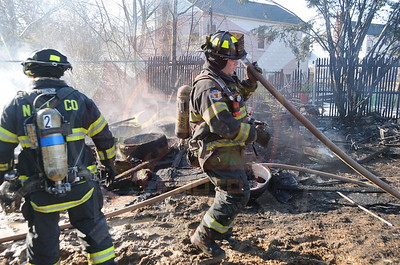 North Babylon Fire Co. Signal 13 1229 August Rd. 3/8/14