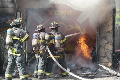 North Babylon Fire Co. Signal 13  Centerwood St. 5/9/17