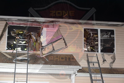North Babylon Fire Co.  Signal13  26 Brookes Rd. 1/27/17