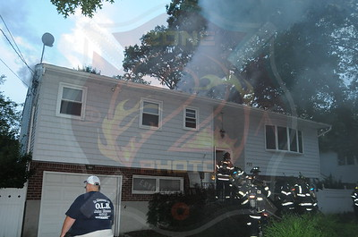 North Babylon Fire Co. Signal 13 422 Chelsea Ave. 7/21/13