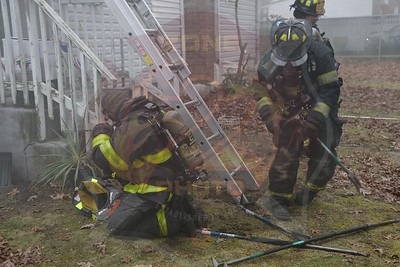 North Babylon Fire Company Signal 13   Lamont Place 12/17/18