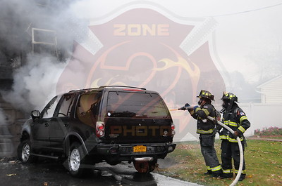 North Babylon Fire Co.  Signal 13 175 Fulton St. 11/10/13