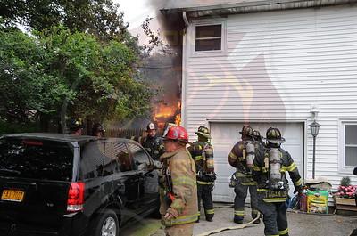 North Babylon Fire Co. Signal 13 60 Phelps Ln. 8/7/13