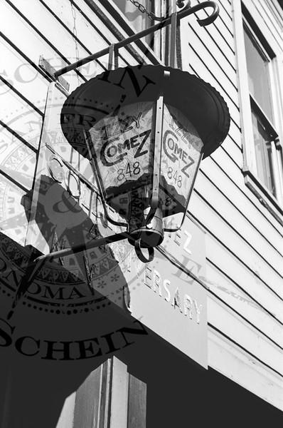 848 Pacific Ave Lightfixture - Izzy's