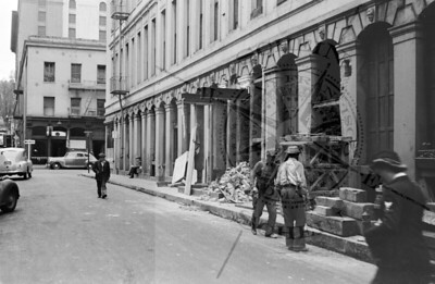 Montgomery Block repairs -1940's