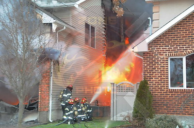 North Bellmore F.D. Signal 10 971 Tyrus Ct. 12/29/13
