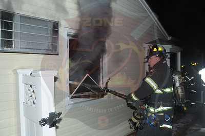 North Bellmore F.D. Signal 10  1680 Queen St. 1/9/15