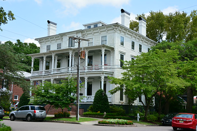 The Verandas B&B in Wilmington, NC