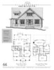 "This plan is 3,025 Heated Square Feet, 4 Bedrooms and 3 1/2 Bathrooms. The master bedroom is upstairs. The plan dimensions are 47'-0"" x 63'-0"". NC0066"