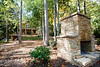 """The Beaucatcher Cottage at Biltmore Forest in Asheville, NC. This plan is 3,025 Heated Square Feet, 4 Bedrooms and 3 1/2 Bathrooms. The master bedroom is upstairs. The plan dimensions are 47'-0"""" x 63'-0"""". NC0066"""