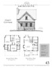 "This plan is 1,475 Heated Square Feet, 3 Bedrooms and 3 Bathrooms. The dimensions are 33'-6"" x 36'-10"". NC0043"
