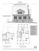 "This plan is 2,765 Heated Square Feet, 3 Bedrooms and 3 1/2 Bathrooms. The master bedroom is on the main floor. The dimensions are 45'-0"" x 68'-9"". NC0041"