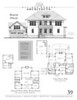 """The Rhein House at The Ramble in Asheville, NC. This plan is 4,232 Heated Square Feet, 4 Bedrooms and 4 1/2 Bathrooms. The master bedroom is on the main floor. The plan dimensions are 52'-0"""" x 48'-0"""". NC0039"""