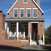 """The Warsaw is built at Griffin Park in Greenville, South Carolina. This plan is 2,315 Heated Square Feet, 3 Bedrooms and 2 1/2 Bathrooms. The plan dimensions are 21'-0"""" x 63'-8"""". NC0067."""