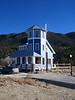 """The Windy Gap Tree House at South Main in Buena Vista, CO.  This plan is 1,064 Heated Square Feet, 1 Bedrooms and1 1/2 Bathrooms. The dimensions are 29'-0"""" x 36'-8"""". NC0024"""