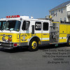 Nags Head Fire Department<br /> Dare County, NC<br /> 1993 E-One Hurricane 1000/500<br /> Jerry Puryear photo