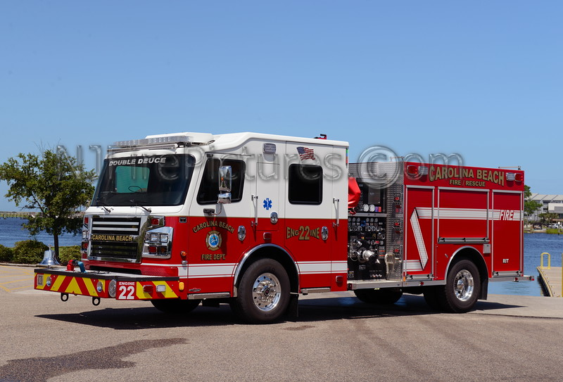 CAROLINA BEACH, NC ENGINE 22
