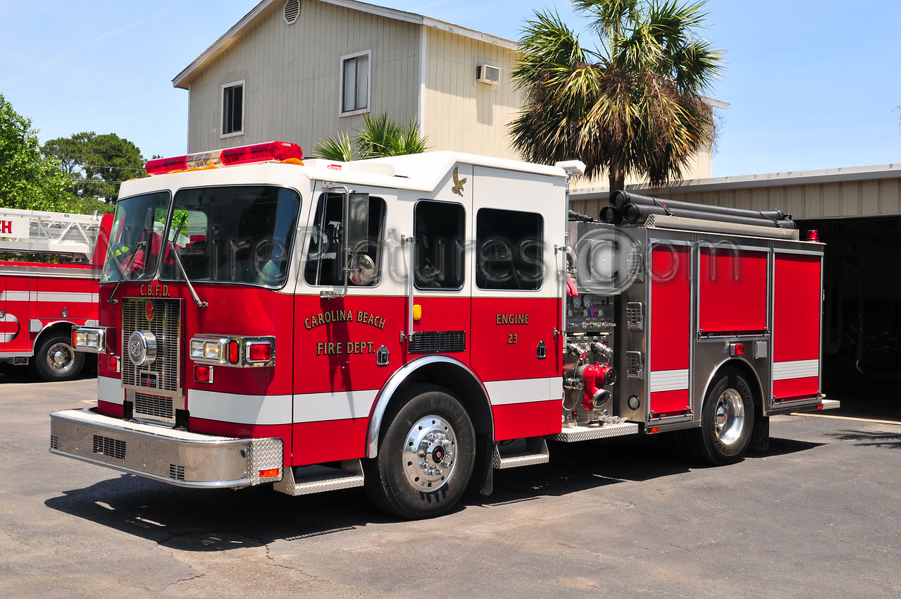 CAROLINA BEACH, NC ENGINE 23