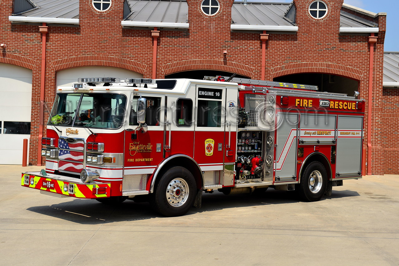 FAYETTEVILLE, NC ENGINE 16
