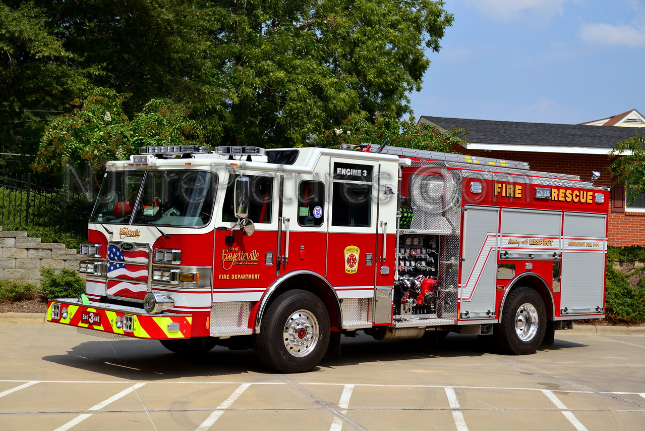 FAYETTEVILLE, NC ENGINE 3