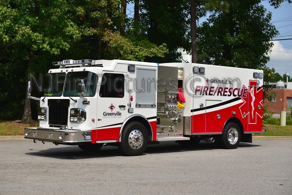 GREENVILLE, NC EMS-4