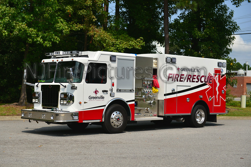 GREENVILLE, NC EMS-4