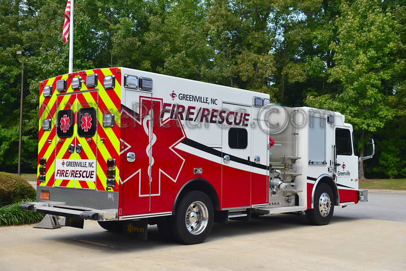 GREENVILLE NC EMS 4