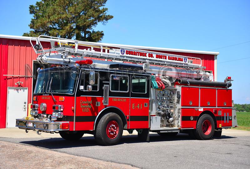 CRAWFORD TWP, NC ENGINE 41