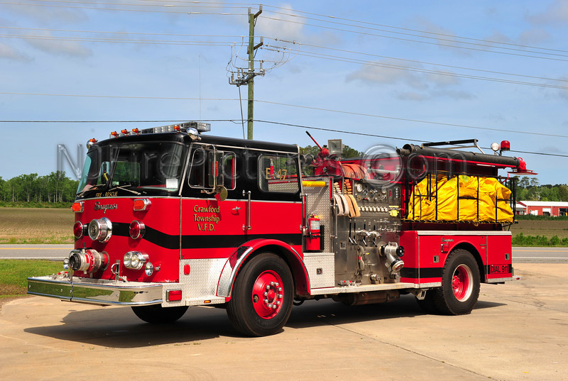 Crawford Twp, NC Engine 47