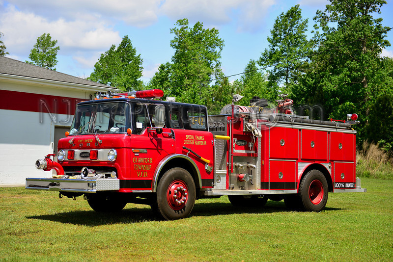 CRAWFORD TWP, NC ENGINE 42