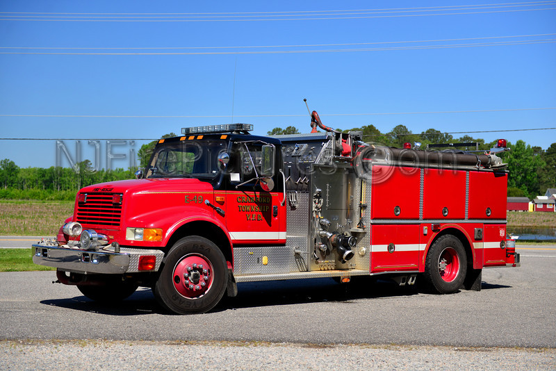 CRAWFORD TWP, NC ENGINE 49