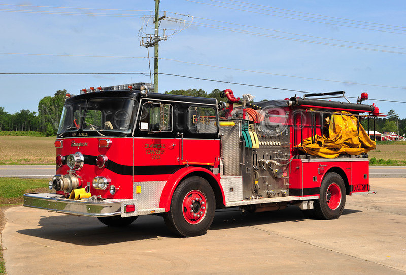 Crawford Twp, NC Engine 46
