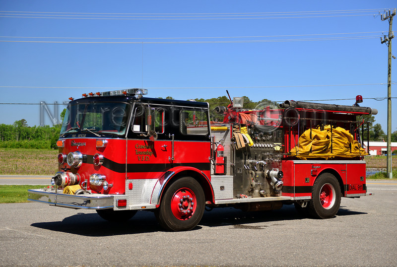 CRAWFORD TWP, NC ENGINE 47